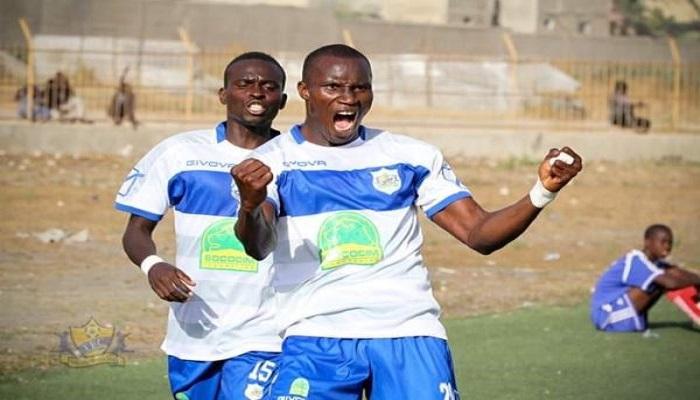 Ligue 1: Junior Bouly Sambou signe à Jaraaf pour une durée de deux ans