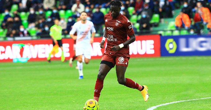 Metz : Ibrahima Niane blessé et absent pour plusieurs mois