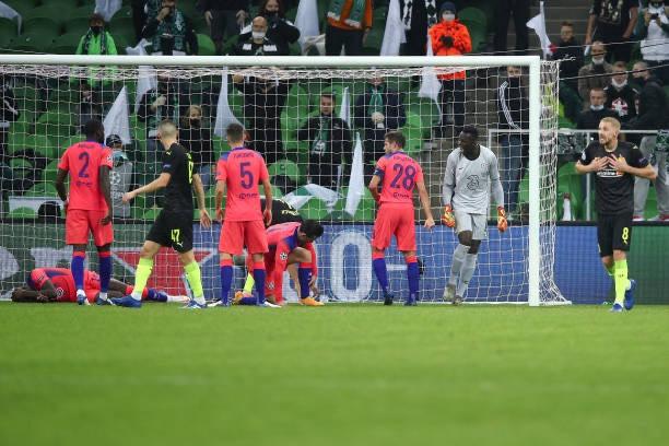 Ligue des champions : Chelsea (4-0) Krasnodar, un grand Edouard Mendy dans la cage des Blues