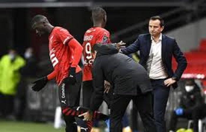 Ligue 1 : Rennes battu par Bordeaux, Mbaye Niang a rejoué