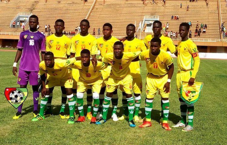 CAN U17 :  le Togo, pays hôte des éliminatoires, disqualifié !
