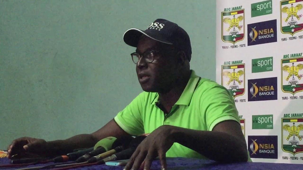 Coupe CAF : Jaraaf, Youssou Dial annonce une mission au Zimbabwe