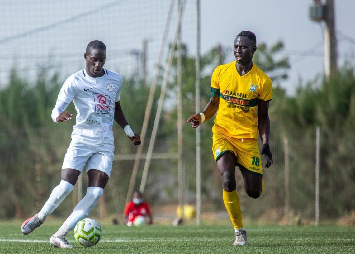 Ligue 1 – 15ème journée : Diambars s'impose devant MPC et met la pression sur Teungueth FC