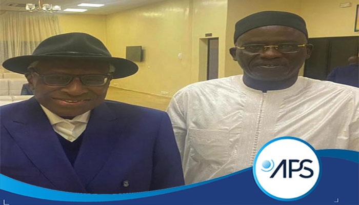 Le Jaraaf est fier d'avoir contribué au retour de Lamine Diack (président)