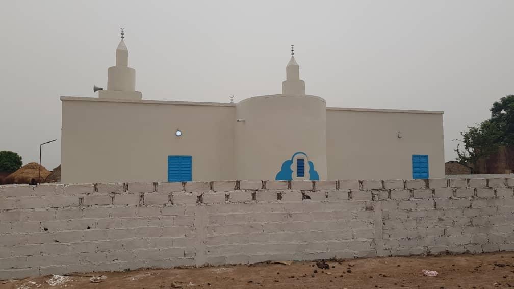 Vélingara : Keita Baldé finance la construction d'une mosquée