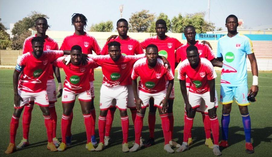 Ligue 2 – 20ème journée : L'US Ouakam s'empare de la 3ème place