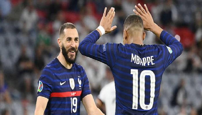 Euro : dominée, la France bat quand l'Allemagne (1-0)