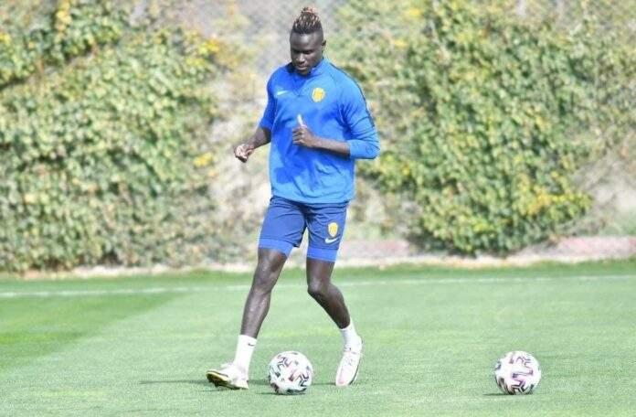 Aliou Badji  prêté  à Amiens