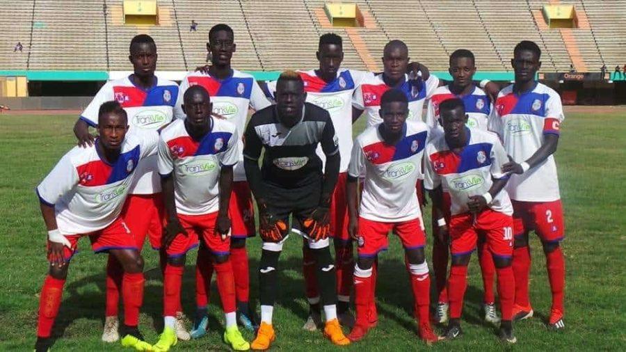Ligue 1 : Gorée et NGB assurent et gardent leur chance de se maintenir