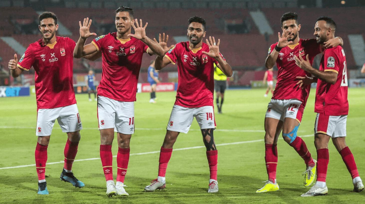 Ligue des champions: Al Ahly vainqueur du Kaizer Chiefs FC et 10e couronne