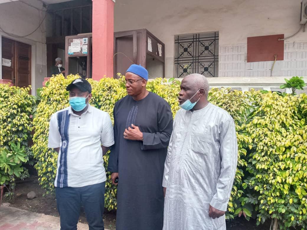 Urgent : le gouverneur de Dakar reporte tous les combats de lutte jusqu'à nouvel ordre