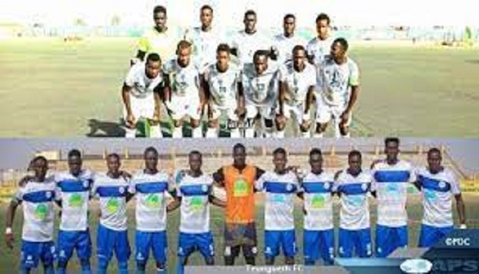 Coupes africaines : la FSF décaisse 30 millions pour TFC et Diambars