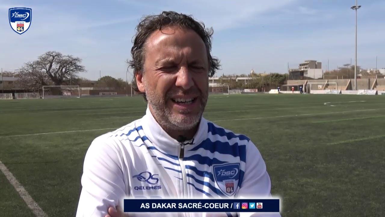 Coupe CAF : Bruno Rohart, coach de Diambars : « Nous allons utiliser cette jeunesse, pour faire la différence »