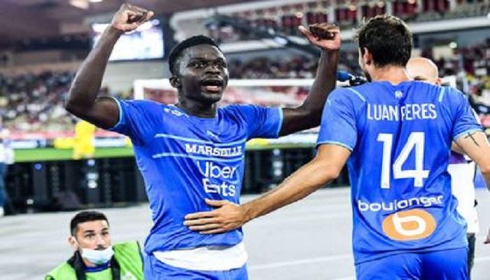 Ligue 1 : face à Monaco, Bamba Dieng donne la victoire à Marseille avec un doublé