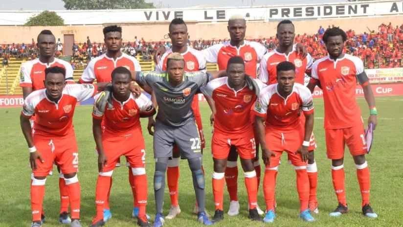 LDC CAF : Horoya AC accueille le Stade Maline au stade Lat Dior de Thiès