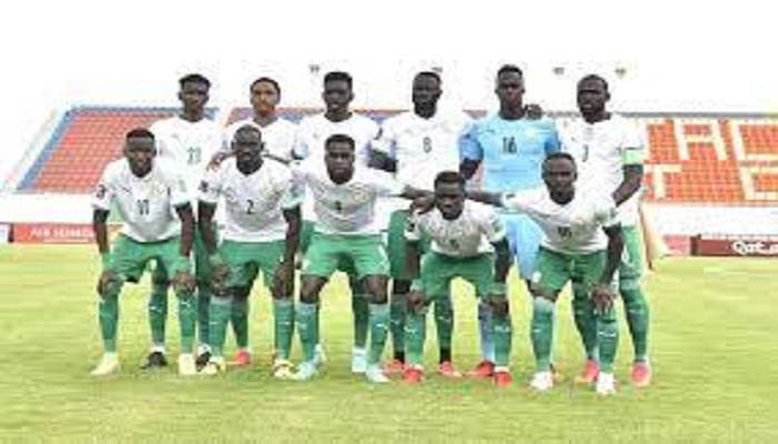 Qualification mondial 2022 : le Sénégal domine la Namibie (4-1)