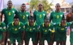 Préparation Mondial beach soccer aux Bahamas : Deux stages au menu des Lions