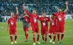 Bundesliga: Le Bayern sacré à trois journées de la fin