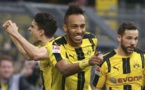 Dortmund : Aubameyang meilleur buteur de la Bundesliga