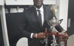ANGERS: Cheikh Ndoye, meilleur joueur de la saison