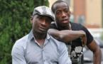 Souleymane Diawara et Mamadou Niang au chevet de Marseille Consolat