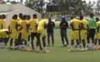 Cap-Vert vs Sénégal, 2ème séance d'entraînement des Lions, le groupe au complet