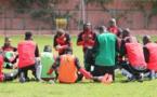 Aliou Cissé  coach des Lions : « Pour l'instant, on ne peut pas dire qu'on a la liste des 23 joueurs mais ...»