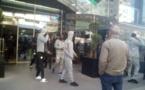 Arrêt sur image : Promenade des lions sur le boulevard d'Anfan de Casablanca