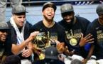 Golden State Warriors Champion NBA 2018