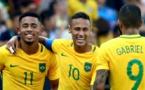 C.D.M : Le Brésil de Neymar à la chasse des ''ticos'' de Costa Rica