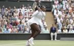Serena Williams de retour en finale de Wimbledon après sa victoire sur Julia Goerges