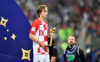 Coupe du monde : Modric Ballon d'Or
