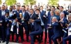 Trophée : les Bleus ont 48h00 pour en profiter