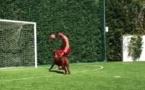 Quand Messi fait des misères à son chien (vidéo)