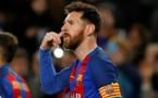 Un nouveau record pour Messi !