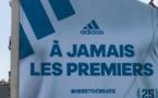 A Marseille, un fan du PSG tente d'incendier une pub à la gloire de l'OM