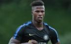 Inter : Keita Baldé portera le numéro 11