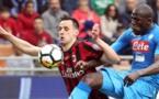 Naples de Koulibaly renverse l'AC Milan