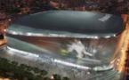 Le Real Madrid présente son nouveau stade