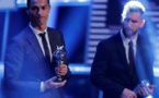 The best : Messi a voté pour Ronaldo !