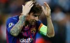 Mais d'où vient la nouvelle célébration de Messi ?