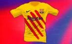Le Barça dévoile un maillot symbolique pour le Clasico la saison prochaine