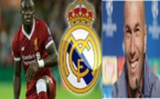 Sadio Mané au Réal Madrid : Zidane et Mané se sont entretenu au téléphone