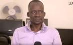 Urgent : Le journaliste et politologue Serigne Saliou Samb est décédé