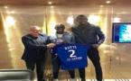 Mercato: L'ancien attaquant de NGB, Moussa Djité signe un contrat de trois ans à Grenoble !