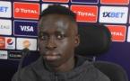 Krépin Diatta : « Je suis bien dans ma tête et je ne pense qu'à la coupe »