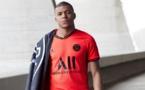 le PSG dévoile son maillot extérieur Jordan
