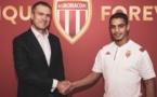 Ben Yedder signe à Monaco