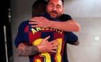 Le trés beau message de Messi pour le jeune Bissau-guinéen Ansu Fati