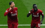 Sadio Mané : «Je n'ai jamais vu un attaquant comme Firmino, c'est le meilleur»